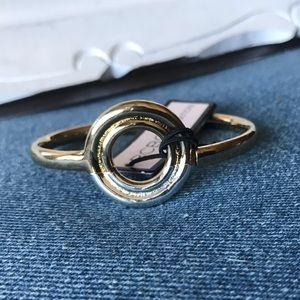 BCBGeneration Two-Tone Round Bracelet